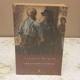 特價出售 小說散文 Great expectation 偉大的期望