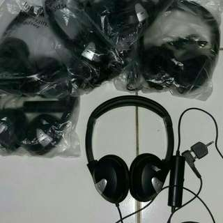 Headphone / earphone / headset original garuda
