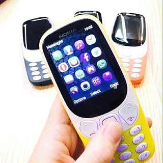 Nokia 3310 Curve
