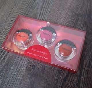 Elizabeth Arden perfect pout perfectors lip oils set