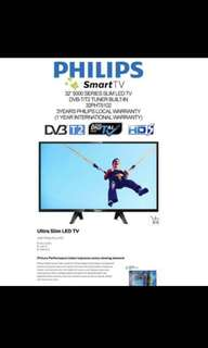 32 inch Smart Digital LED TV (Free 1 year warranty)