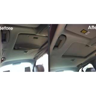 CAR ROOF LINING SERVICE