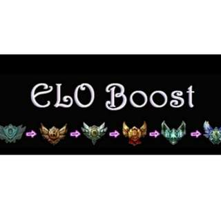 SELLING ELOBOOST FOR LEAGUE OF LEGEND
