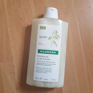 BN Klorane Shampoo with Oat Milk