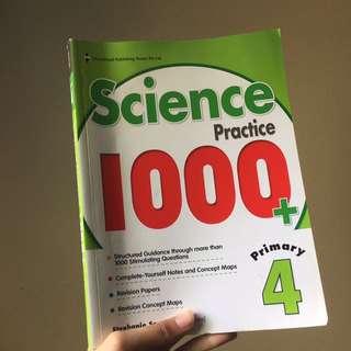 Science Practice 1000+