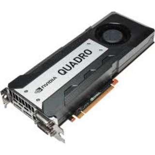 NVIDIA QUADRO K6000 GRAPHIC CARD
