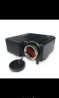 Mini LED entertainment projector