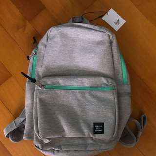 Herschel Supply Company 灰色布料背囊