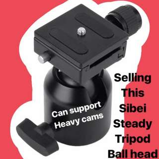LVG Hayi Optical Photography Tripod Ball Head