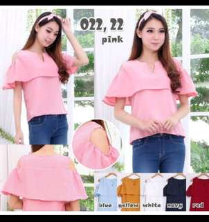 SS candy top