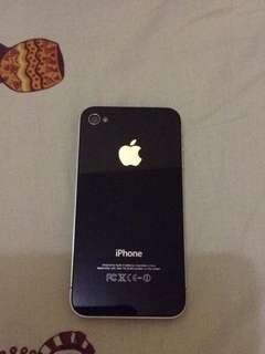 Iphone 4 FOR PARTS ONLY
