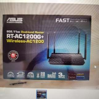 Asus.RT-AC1200G+.router