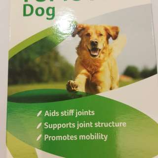 Dog supplement