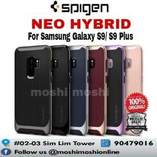 Spigen S9/S9 Plus Neo Hybrid Case Casing Cover