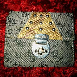 DOMPET GUESS BIFOLD AUTHENTIC