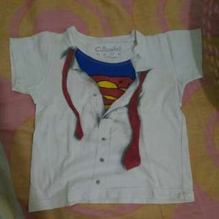 #makintebel baju superman