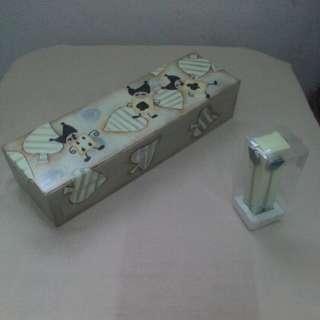 🚚 木盒子