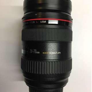 Canon EF 24-70mm f/2.8 USM L