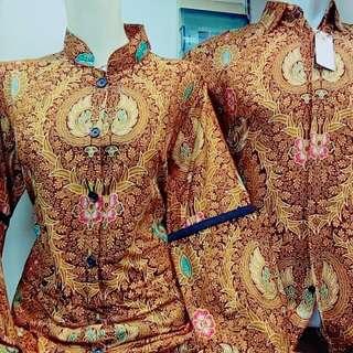 Batik Tulis Couple