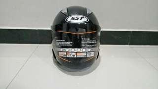Helm Half Face SST SS7 Polos