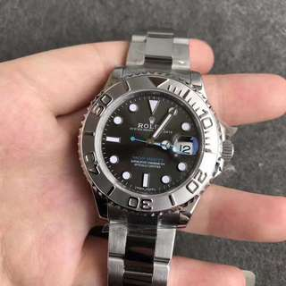 Rolex Yatch Master Grey Radium