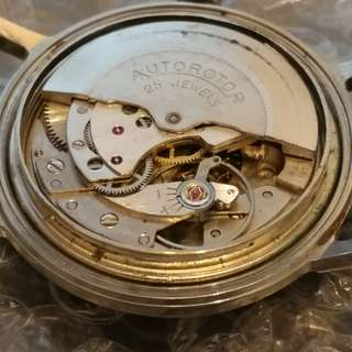 (Need to repair) 要修理 Vintage Germany Stowa Automatic Watches (古董手錶)