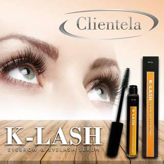 K-Lash Serum Eyebrows and Eyelashes Enhancer