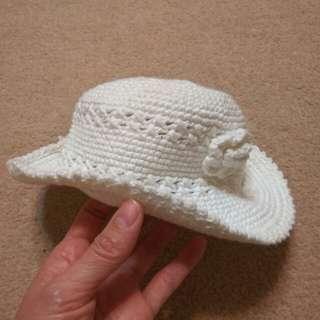 🚚 寶寶針織帽(帽緣可塑型)