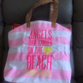 Victoria's Secret Beach Bag 沙灘袋