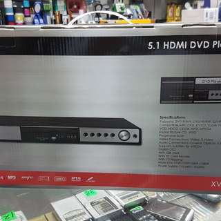 HTC 5.1 HDMI DVD PLAYER WITH USB