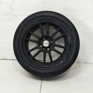 15 '' Sport Rim With Tyre 4x100 (SR969)