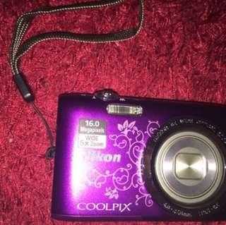 Nikon coolpix 16.0 megapixels