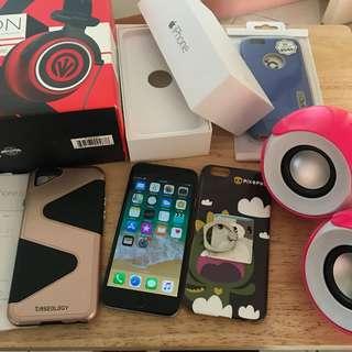 Iphone 6 Globelocked with FREEBIES