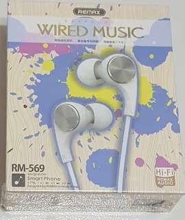 Remax wired bundle