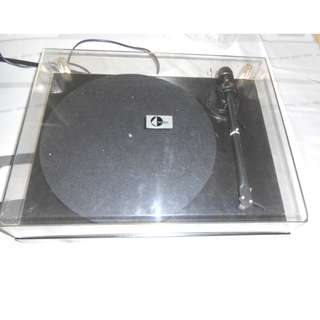 Pro-ject 1.2 Belt Driven Turntable & Ortofon 510 Cartridge - Repriced for Final Time!