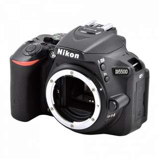 🚚 NEW Nikon D5500 Camera Body