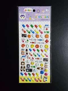 BN Pop-up Children Stickers (Design 2)