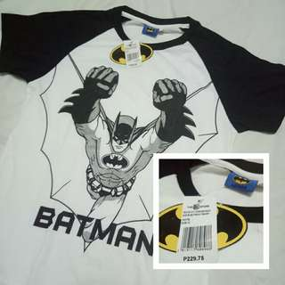 New Batman Tshirt for Kids (8-13 yrs old)