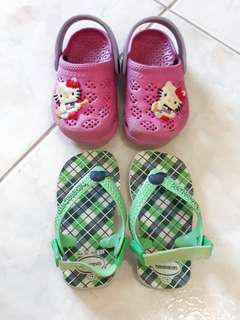 Pre-loved Slippers for Baby ❤