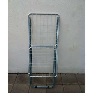 Clothes dryer 3ft. Dimension 92cm  x 49 cm x 105cm semi opened and 183cm fully opened.