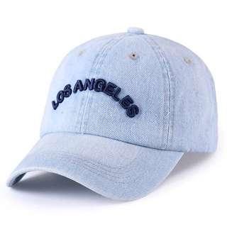 🚚 「新品推薦」韓版時尚百搭英文字牛仔帽