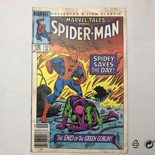 Marvel Tales # 179