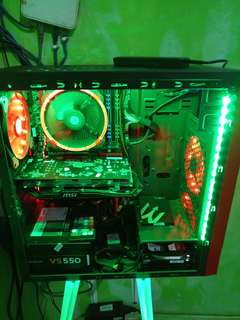 PC Gaming / Komputer Gaming i5 4460