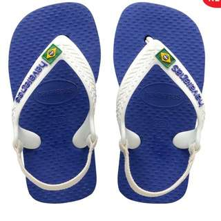 Baby Havaianas Slippers/sandals