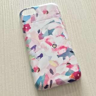 iPhone 7 case 電話殼(日本製)3 ways 有鏡/有交通卡槽/可作電話支撐