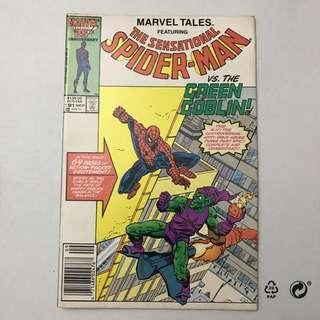 Marvel Tales # 191