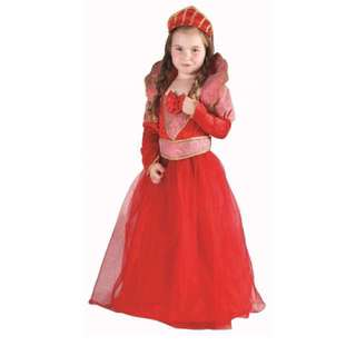 Girls' Queen/Princess Costume