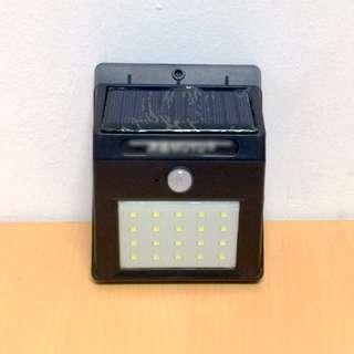 Solar Light (Wall mount)