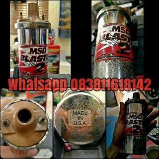 MSD BLASTER 2 original USA