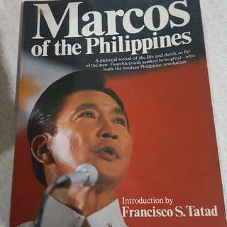 1978 Published Marcos Pictorial History Of Life